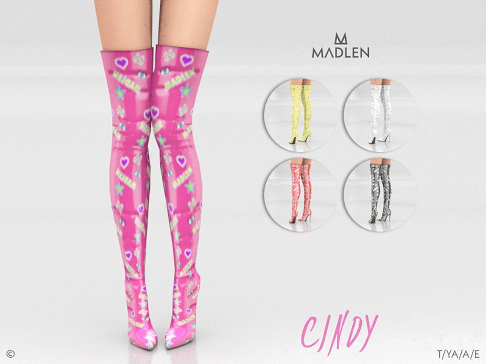 Madlen Cindy Boots by MJ95