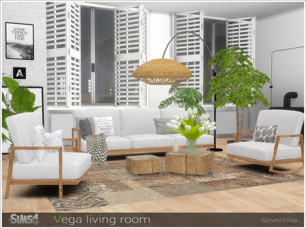 Vega living room by Severinka