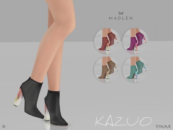 Madlen Kazuo Boots by MJ95