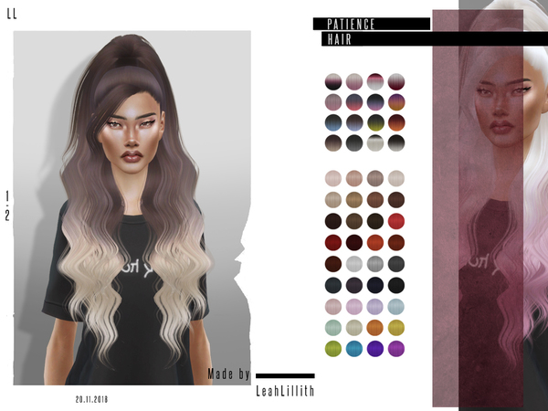 LeahLillith Patience Hair by Leah Lillith