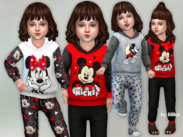 Mickey Mouse Jumpsuit by lillka