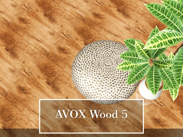 AVOX Wood 4-5 by Pralinesims