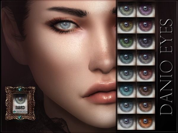 Danio Eyes by RemusSirion