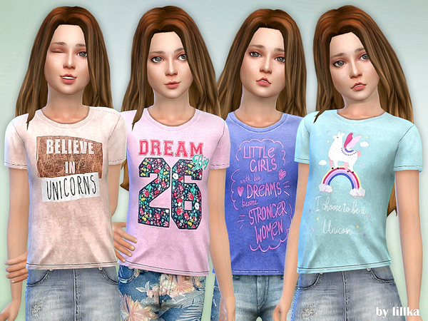 T- Shirt Collection GP13 by lillka