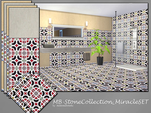 MB-StoneCollection_MiracleSET by matomibotaki