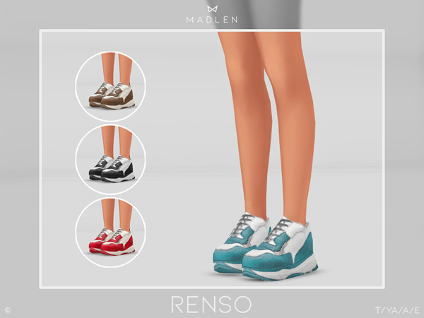 Madlen Renso Shoes by MJ95