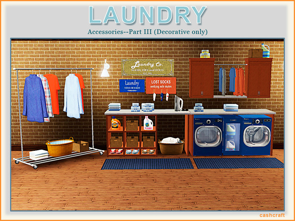 Laundry Part III by cashcraft