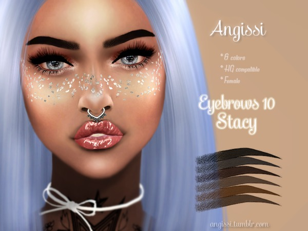Eyebrows10-Stacy by ANGISSI