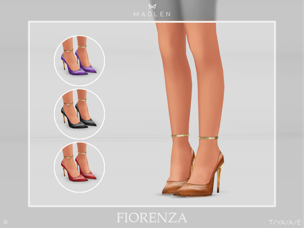Madlen Fiorenza Shoes by MJ95