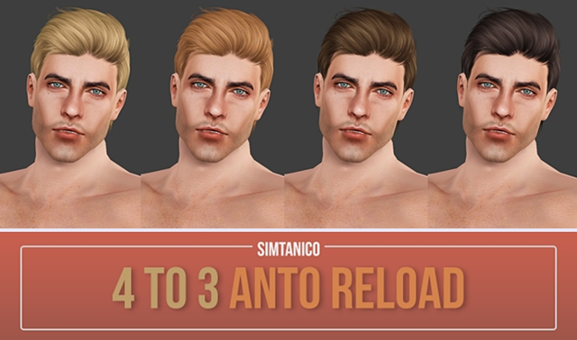 Antos Reload converted (and retextured) by simtanico