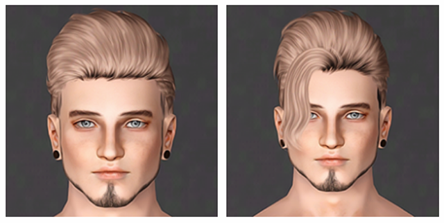TSMinhSims - Austin & Rockney by IfcaSims
