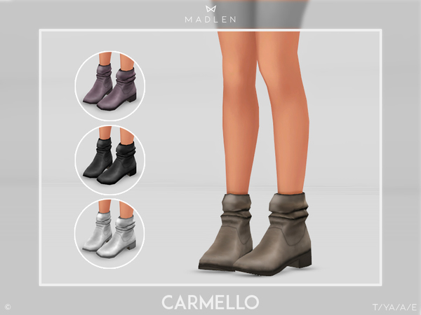 Madlen Carmello Boots by MJ95