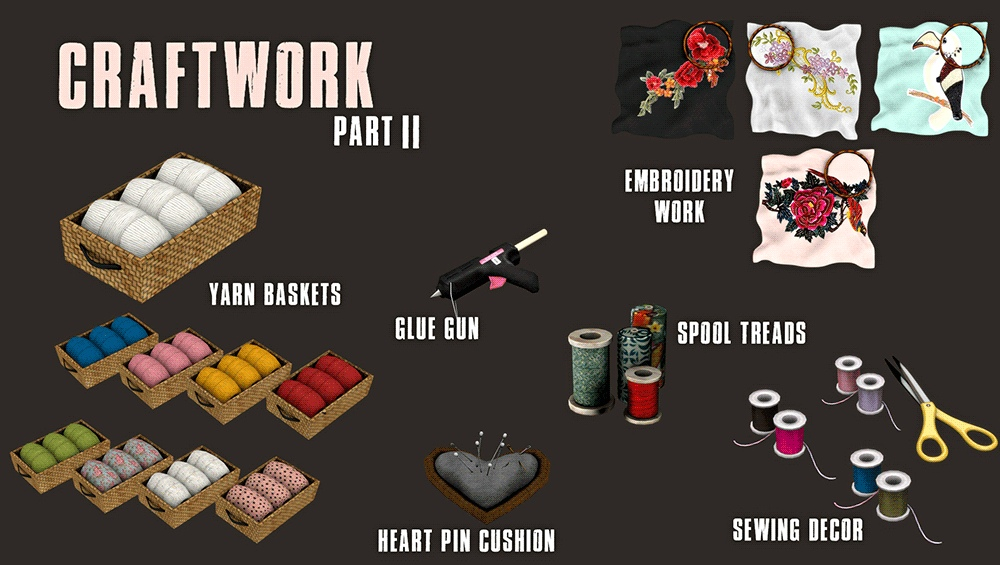 Craftwork part-2 by Leo-Sims