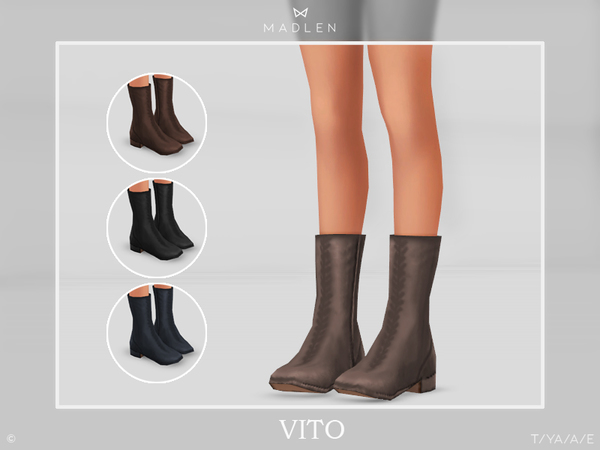 Madlen Vito Boots by MJ95