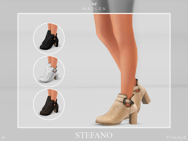 Madlen Stefano Boots by MJ95