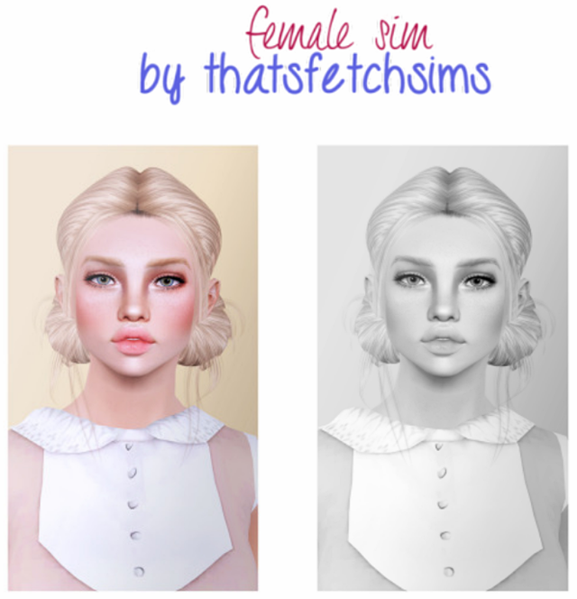 Lindsey by thatsfetchsims