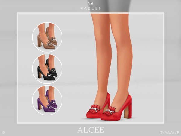 Madlen Alcee Shoes by MJ95