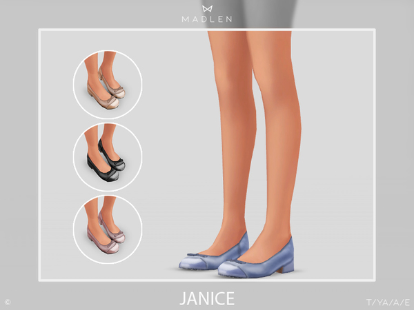 Madlen Junice Shoes by MJ95