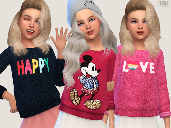 Winter Sweaters For Girls 01 by Pinkzombiecupcakes