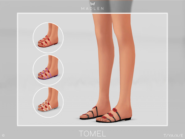 Madlen Tomel Shoes by MJ95