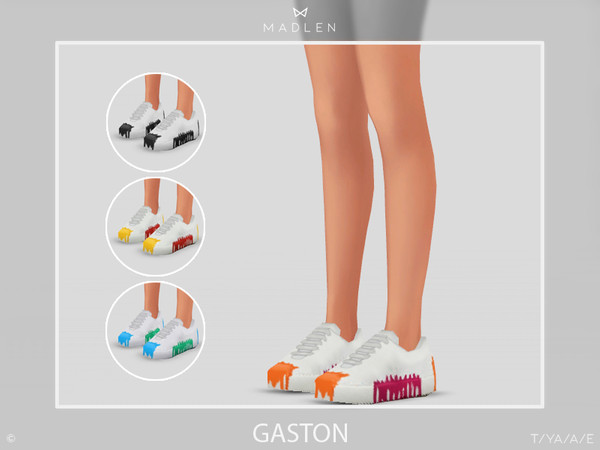 Madlen Gaston Shoes by MJ95