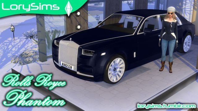 Rolls-Royce Phantom by LorySims