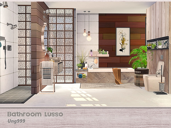 Bathroom Lusso by ung999