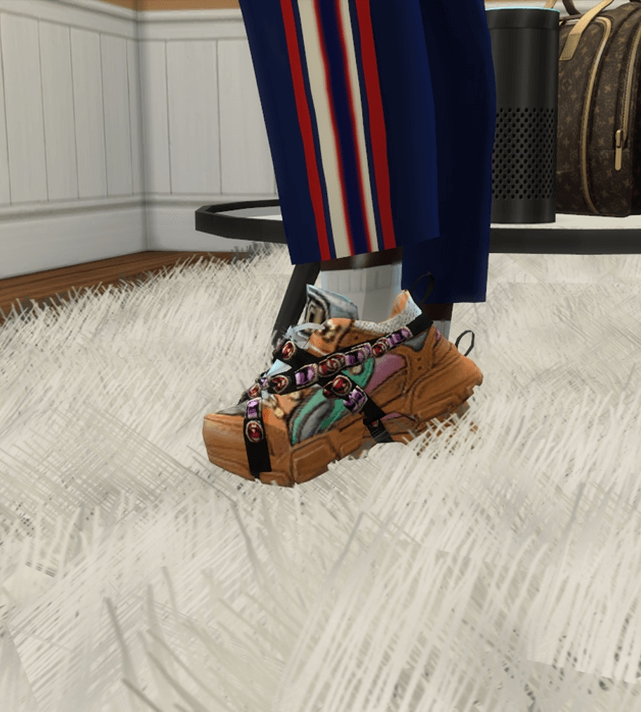Gucci shoes by BrandySims