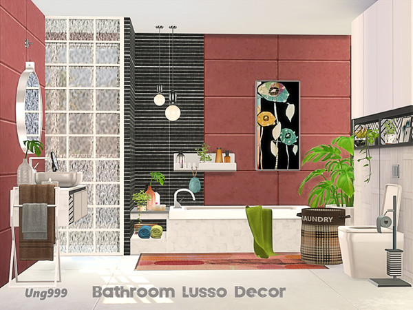 Bathroom Lusso Decor by ung999
