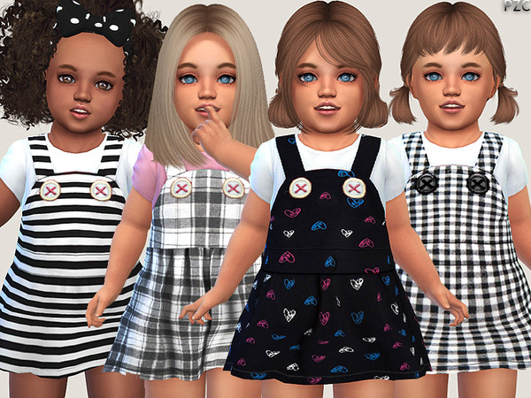 Cute Toddler Dresses Collection 02 by Pinkzombiecupcakes