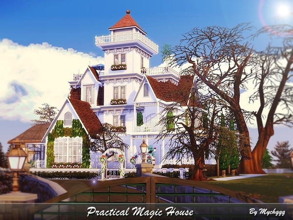 Practical Magic House by MychQQQ