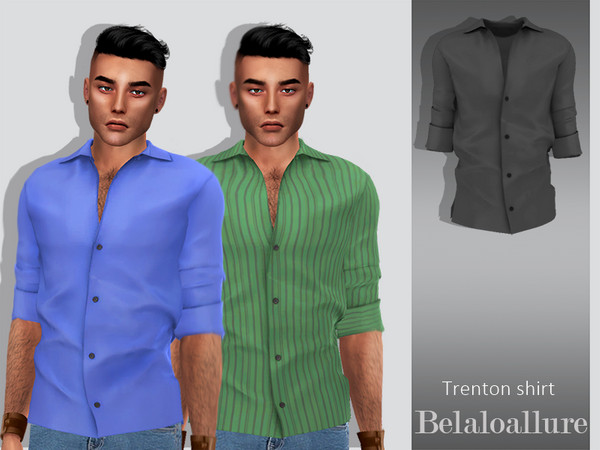 Belalloallure_Omar shirt by belal1997