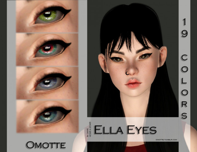 Ella Eyes by Omotte
