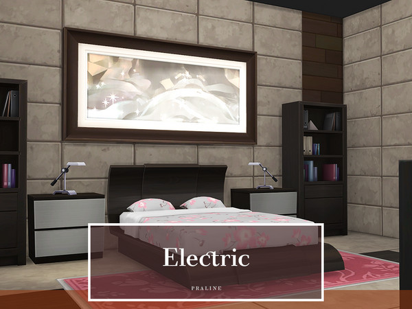 Electric by Pralinesims