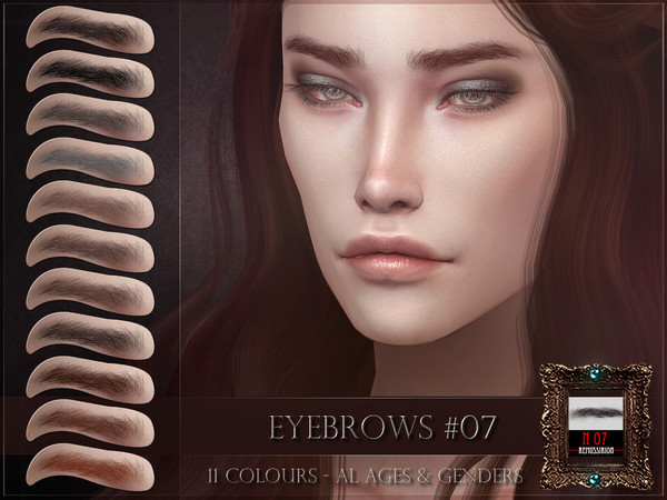 Eyebrows 07 by RemusSirion