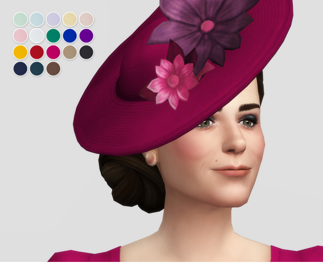 Duchess of Hat by Rusty Nail