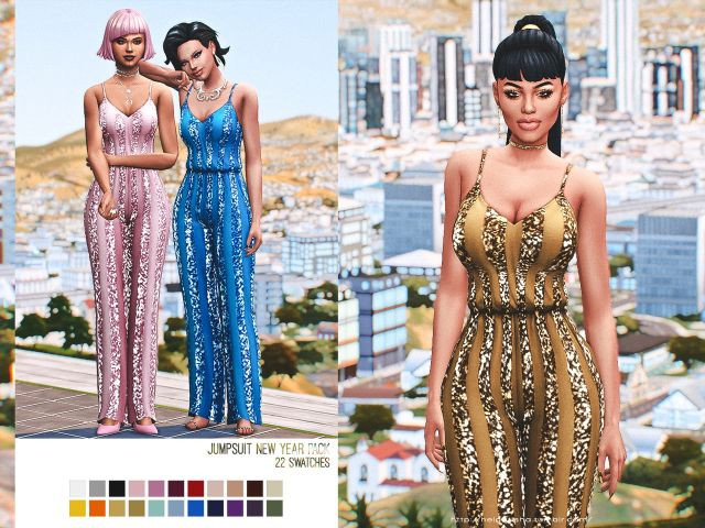 Jumpsuit NEW YEAR pack by helgatisha