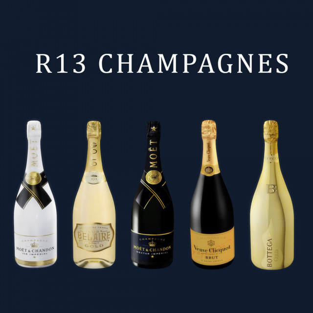 R13 Champagnes by Leo-sims