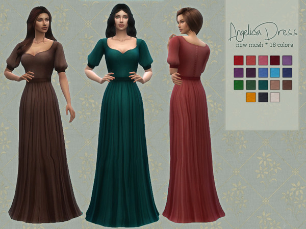 Angelica Dress by Sifix