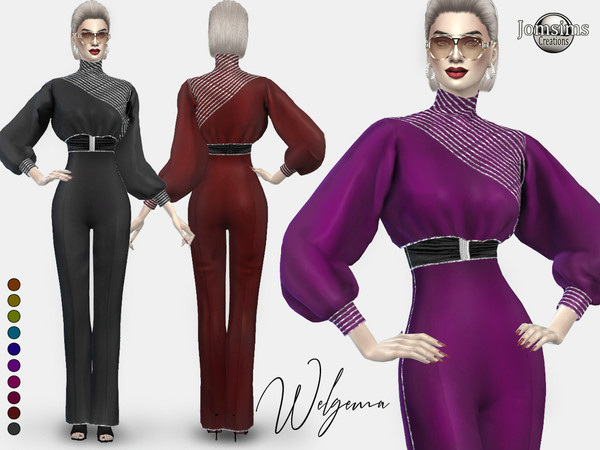 Welgema outfit by jomsims