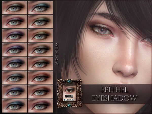 Epithel Eyeshadow by RemusSirion