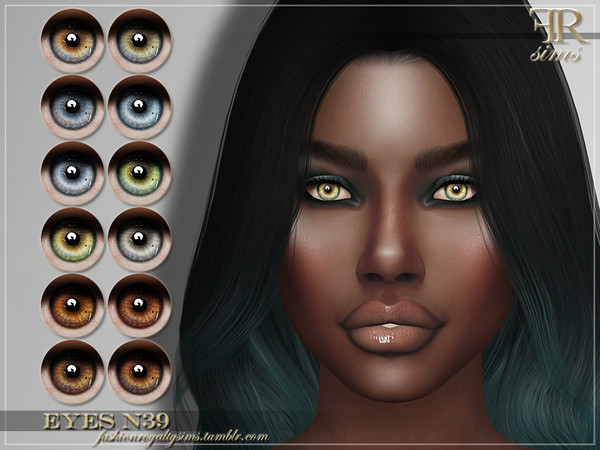 FRS Eyes N39 by FashionRoyaltySims