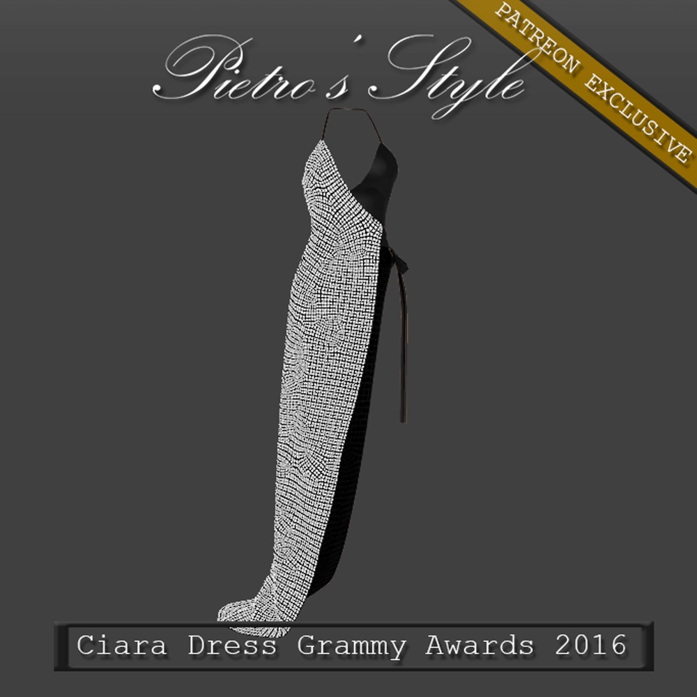 Ciara Dress Grammy Awards 2016 by Pietro's Style
