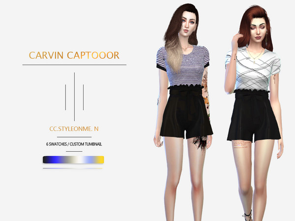 CC.Styleonme. N by carvin captoor