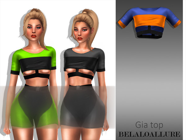 Belaloallure_Gia top by belal1997