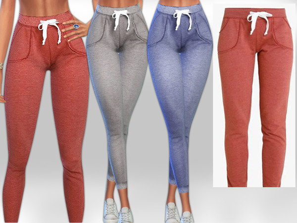 Jogger Tracksuit Bottoms by Saliwa