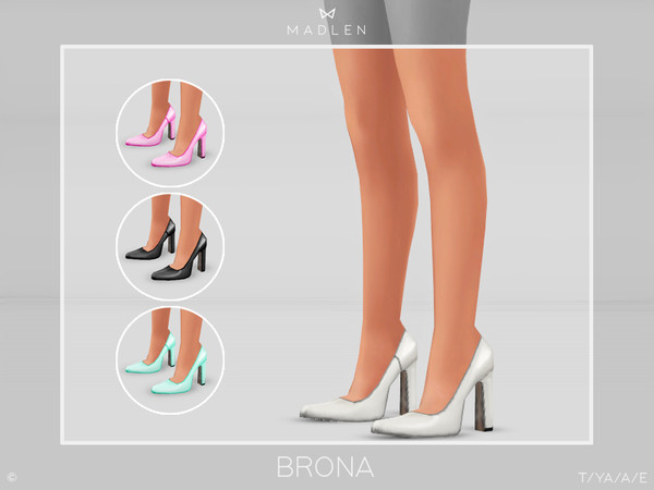 Madlen Brona Shoes by MJ95