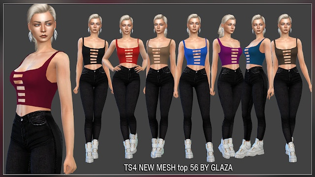 top 56 by Glaza