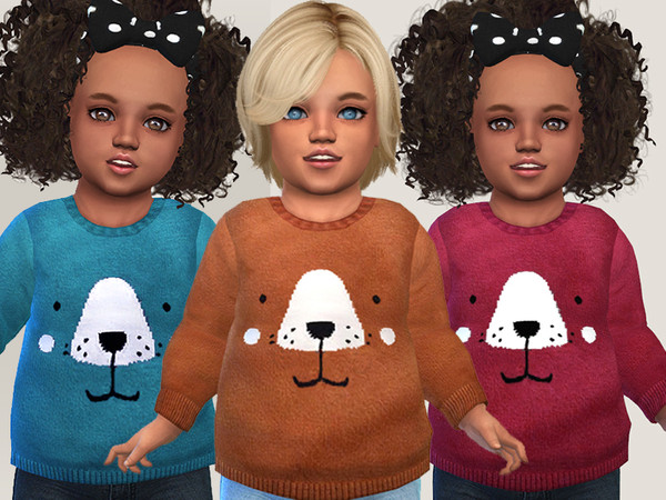 Toddler Sweaters 04 by Pinkzombiecupcakes