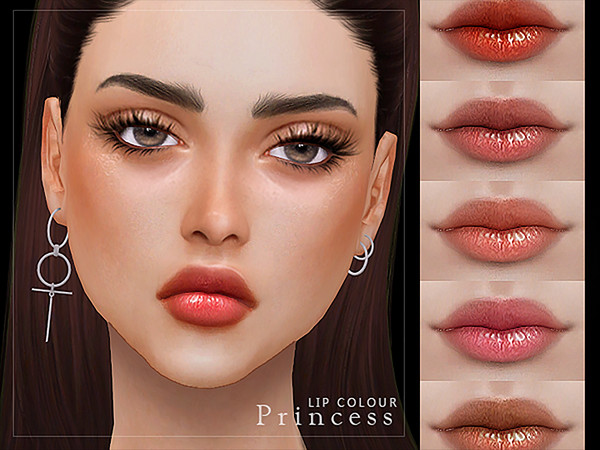 [ Princess ] - Lip Colour by Screaming Mustard